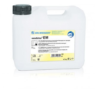 neodisher EM 5 litres Additif emulsionnant et dispersant, concentre liquide. Recommande comme additi