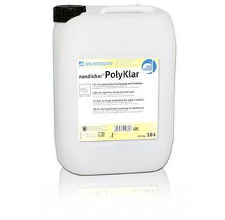 neodisher PolyKIar 10 litres Liquide de rincage, concentre liquide, sans tensioactif. Particuliereme