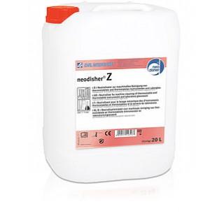 neodisher Z (format allonge) 5 litres agent de neutralisation et detergent acide, concentre liquide.