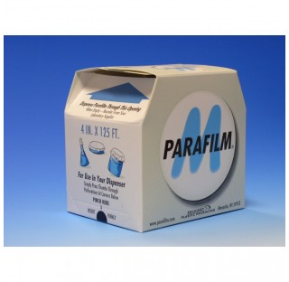 Parafilm 10 cm 38 metres film etirable permet le bouchage de recipient