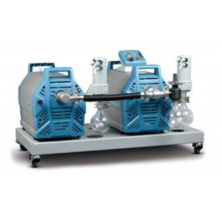 Groupe de pompage chimique PC 3012 NT VARIO DUO, 200-230 V / 50-60 Hz, sans cordon d`alimentation 16