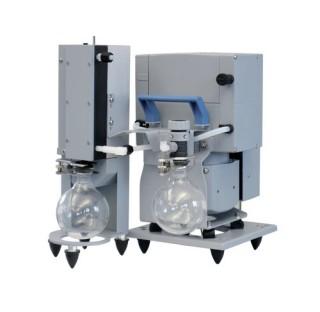 Groupe de pompage chimique PC 3004 VARIO EKP, avec condensateur Peltronic, 200-230 V / 50-60 Hz, san