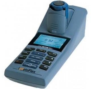 Photometre pour mesure de terrain avec un support paillasse en option via LabStation, instrument seu