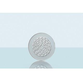 Plaque a fentes Buchner DURAN, pour plaques diametre 48 mm
