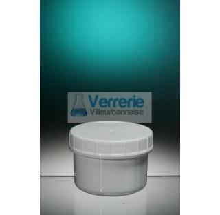 Pommadier 30ml Polypropylene blanc hauteur 32 diam PV30-01
