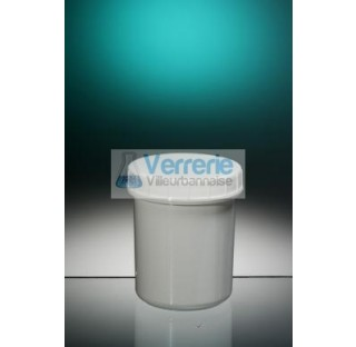 Pommadier 60ml Polystyrene naturel hauteur 55 diamet PV60-24