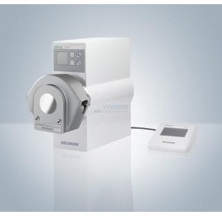 Pompe peristaltique Rotarus Flow 100I 3 - 500 rpm corps de pompe en inox IP65 pour flux et taux d'ec