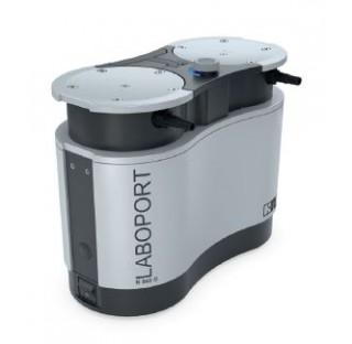 Pompe à vide à diaphragm N840G, débit 2,04 m3/H, 34 l/min, vide maximal 6 mbar abs, pression 0,1 bar