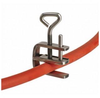 Presse tube en inox largeur 40mm