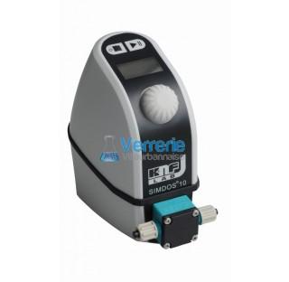 Pompe pour liquide doseuse SIMDOS Commande analogique Debit nominal : 1 - 100 ml / min , Vol de dosa