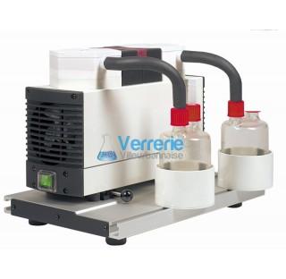 Systeme de vide modulaires LABOPORT type SR  Debit a pression atmospherique : 10 L / min , pression
