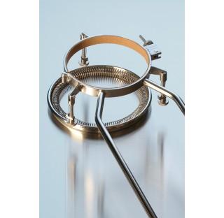 Dispositifs de fixation pour reacteurs en acier inoxydable, pour le montage fixe de couvercle du rea