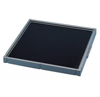 Support plateau AS 501.5 pour agitateur KS / HS 501 digital pour l'agitation en douceur de coupelles