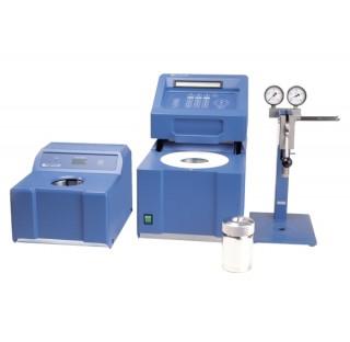 Calorimetre C 7000 IKA mesures a sec de substances liquides ou solides 30000J duree de mes. A double