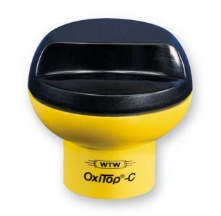 6 tetes de mesure OxiTop C pour utilisation avec OC 110 ou OC 100 (obligatoire) OxiTop-C 6 WTW