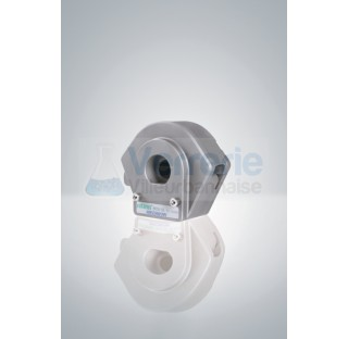 Tete de pompe monocanal 3 galets PK10 - 16 pour tuyaux 16mm pour pompe peristaltique Rotarus