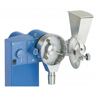 Tete de broyeur a chocs MF 10.2 pour micro-broyeur MF 10 Basic IKA vitesse peripherique 31,4 m/s gra