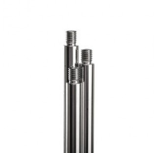 Tiges alu long 750mm de statif diam 12 mm filetees M10