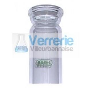 Tube a mineralisation et/ou a digestion azote kjeldhal exterieur 48 x longueur 260 mm epaisseur 2.3