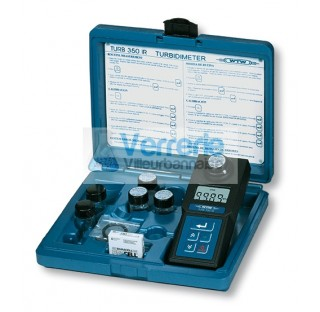 Turbidimetre WTW portable LED infrarouge conforme DIN EN 27027 ISO 7027vec calibration automatique