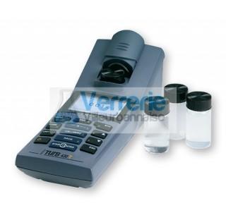 Turbidimetre WTW portable pour mesure nephelometrique (90 Degre) acc. DIN EN 27027, incl. calibratio