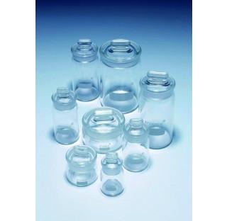 Vase a peser - Quickfit 8ml diametre 25mm