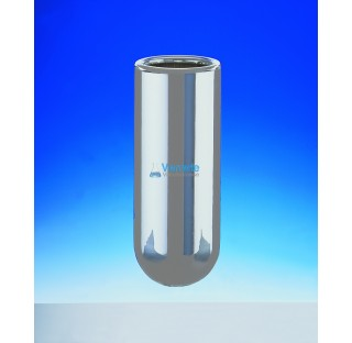 Verre de rechange pour vase DEWAR Type A 0 Capacite max. 100 ml Diam int. 40 mm Ht Int. 90 mm Diam e